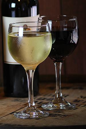 Chardonnay & Merlot