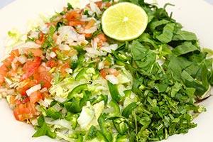 Vicky's Salad