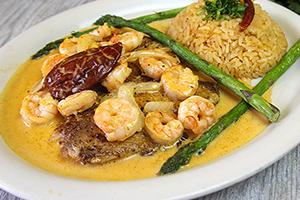 Chipotle Tilapia & Shrimp